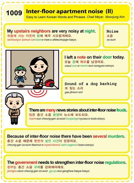1009 Inter-floor apartment noise (II)