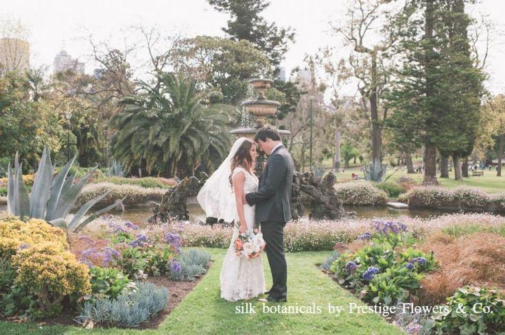 Silk botanicals by Prestige Flowers & Co.