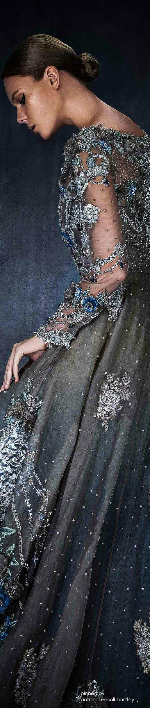 Sparkling Couture' from South East Asia -Maria B