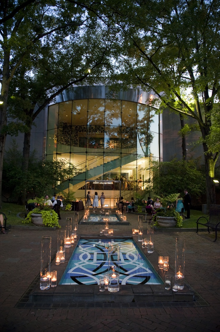 Leslie And Joey S Rockin Wedding Birmingham Museum Of Art Alabama Wedding Venues Birmingham