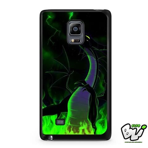 Green Dragon Maleficent Samsung Galaxy Note 5 Case