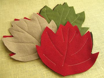 coasters but think it would look great red and white as a wreath or garland!
