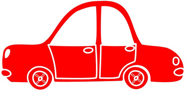 Бесплатное изображение на Pixabay - Автомобиль, Красный