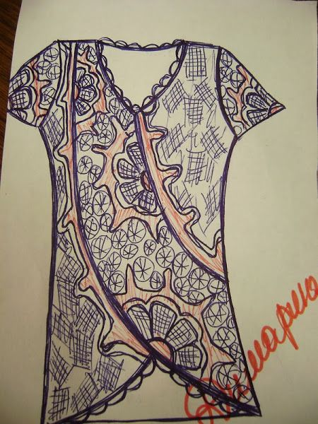 Inspiration Schema irish / freeform crochet / Картинка