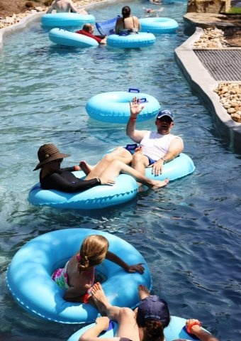 Hyatt Regency Lost Pines Resort and Spa    Happy First Day of Summer!: Spa Happy