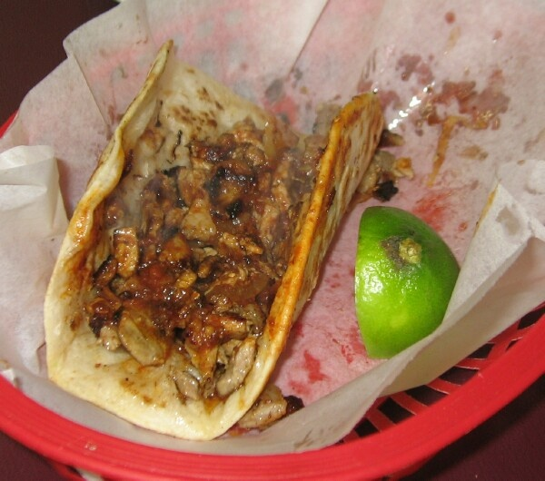 Tacos Arabes.... OMG how I miss those!