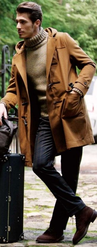 Men's Style | Men's Fashion | Menswear | Men's Outfit for Fall/Winter | Moda Masculina | Shop at designerclothingfans.com
