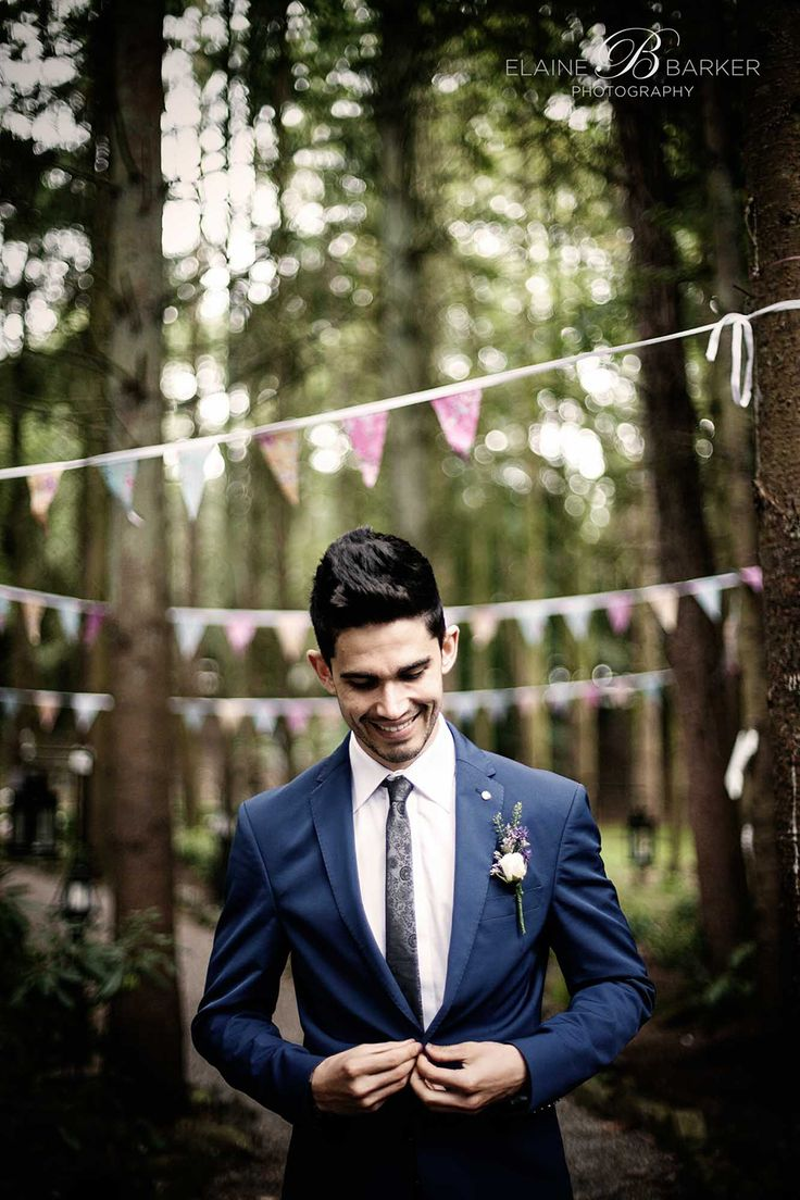 Styled photoshoot for the Station House Hotel Co. Meath. Gorgeous groom portrait.