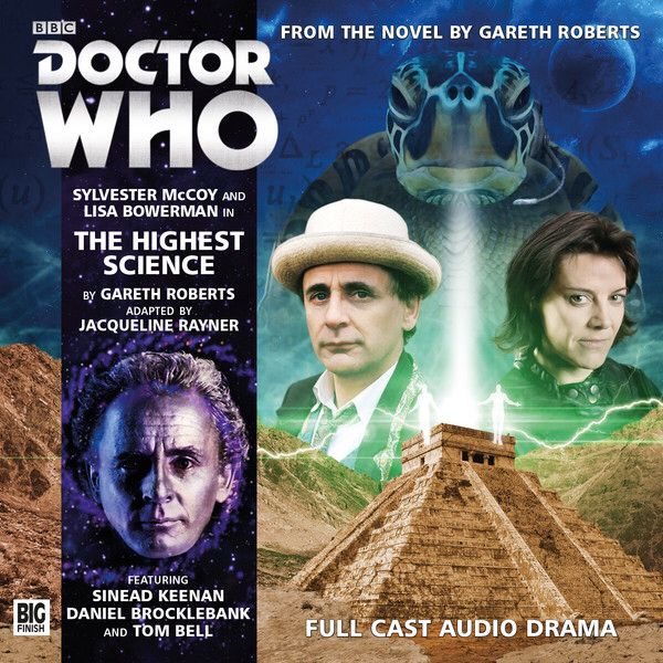 2, The Highest Science: Starring Sylvester McCoy as the Doctor and Lisa Bowerman as Bernice