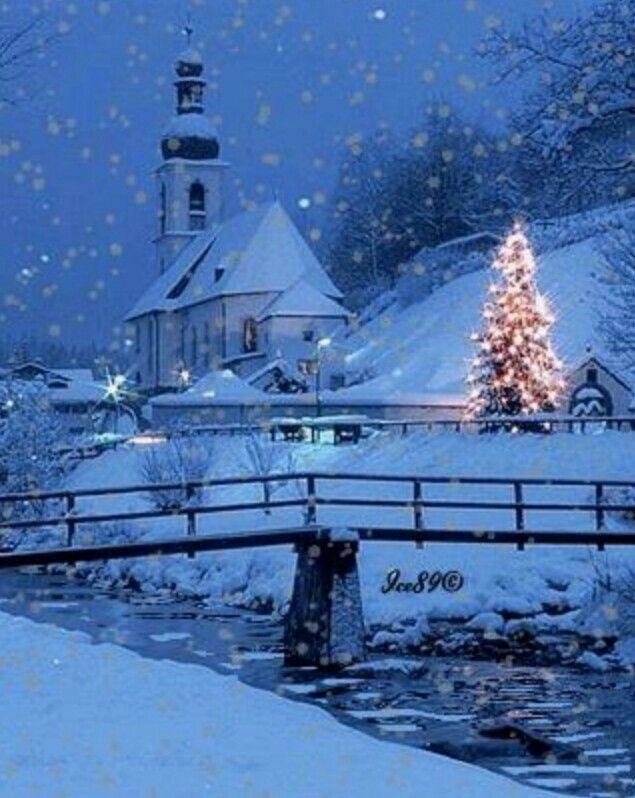 Beautiful Winter Scene...