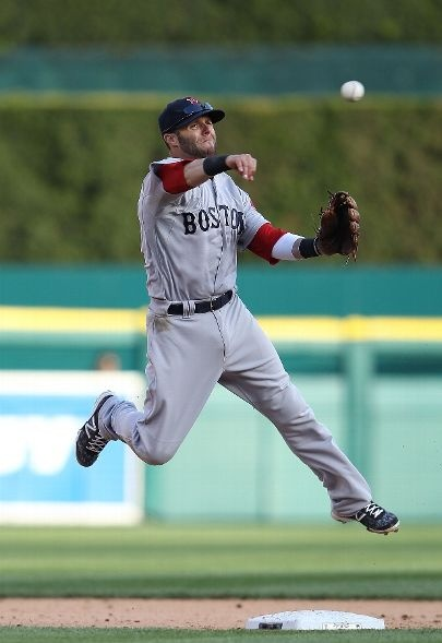 Dustin Pedroia #15, Boston Red Sox 2013