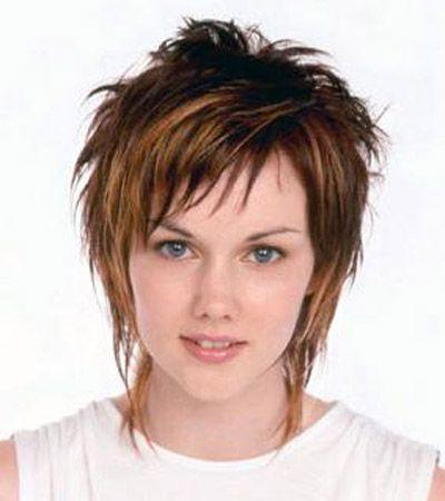 Excellent 1000 Ideas About Medium Shag Haircuts On Pinterest Haircuts Short Hairstyles Gunalazisus
