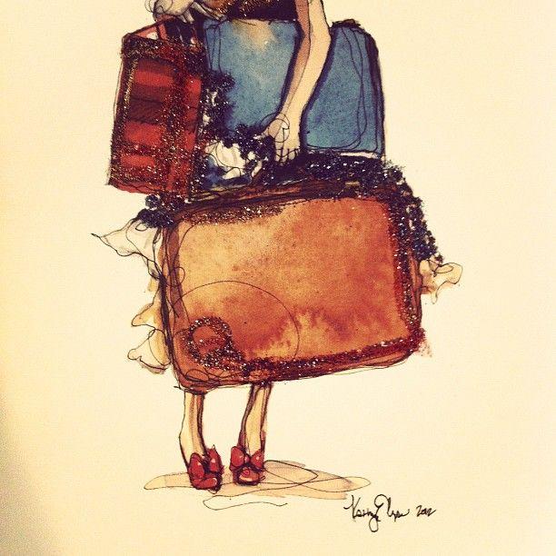 tim walker illustrated: Paperfashion