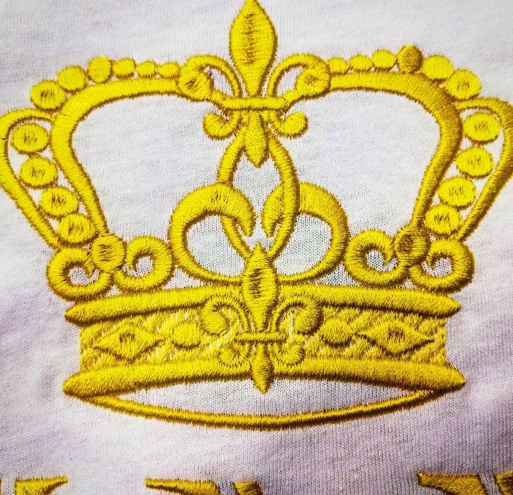картинки вышивок короны ограниченной ответственностью
