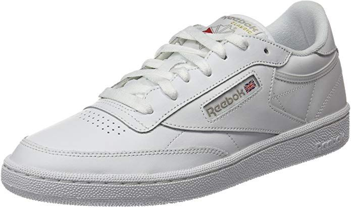 Reebok Club C 85 Sneakers Fitnessschuhe Damen Weiß mit