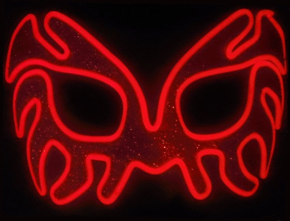 75 best Neon Mask / Costumes images on Pinterest | Costume ideas ...