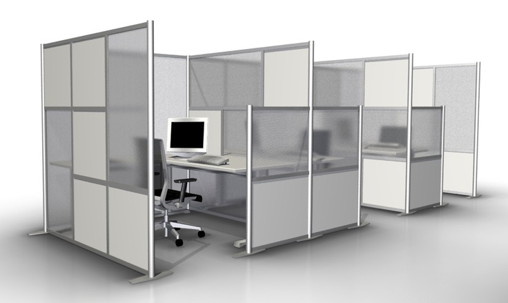 Unique new alternative modern office partitions and room dividers by iDivide. The modular system lets you create your own designs by combining colors and patterns. iDivide Your Space...    http://www.iDivideWalls.com