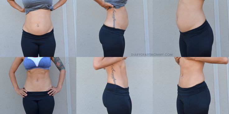 How I got rid of my mommy tummy after 2 pregnancies. Great workouts here!