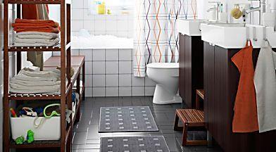 Inspirez-vous et planifiez votre salle de bains en 3D