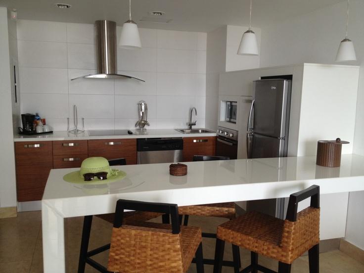 Mi cocina so ada para mi departamento wyndham panam for Cocina departamento