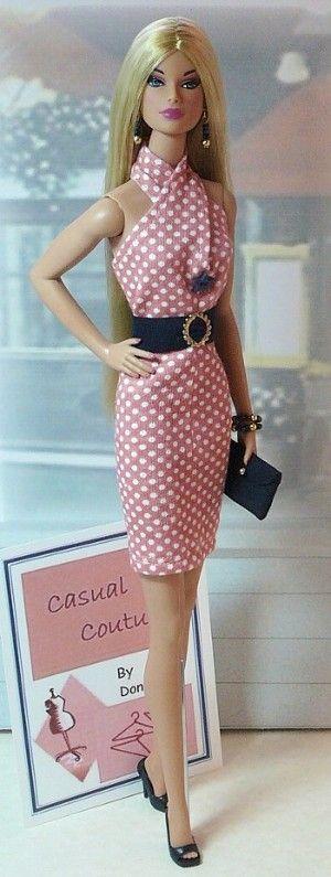 Afternoon Outfits Barbie Fashion