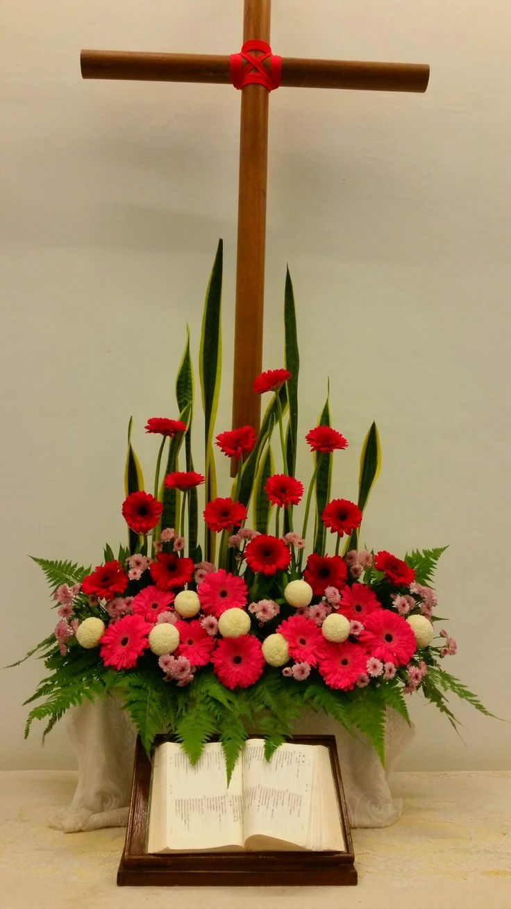 Best church flower ideas images on pinterest