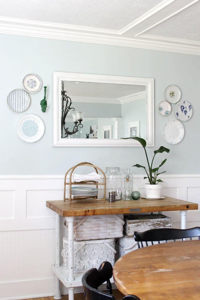 Hang Plates On Wall 103 best plates and more images on pinterest | plate wall