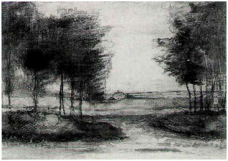 Vincent van Gogh, Drenthe, 1883