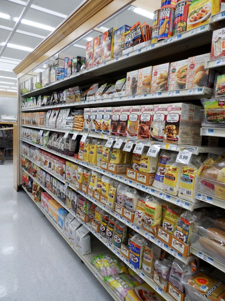 We have a vast selection of gluten free products. #glutenfree #healthy