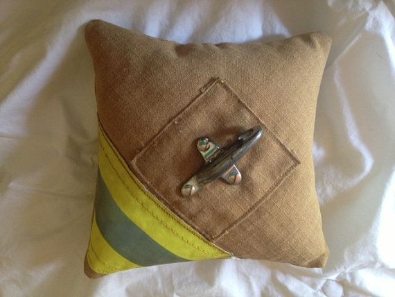 How To Make Coin Bearer Pillow