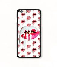 #iPhone Case#iPhone 5#iPhone 6#iPhone 7#Case Cover#Hard cover#Hard Case#For iPhone#Kate Spade#Pink#Design#Art#Best#Kelly Jenner#Lips#