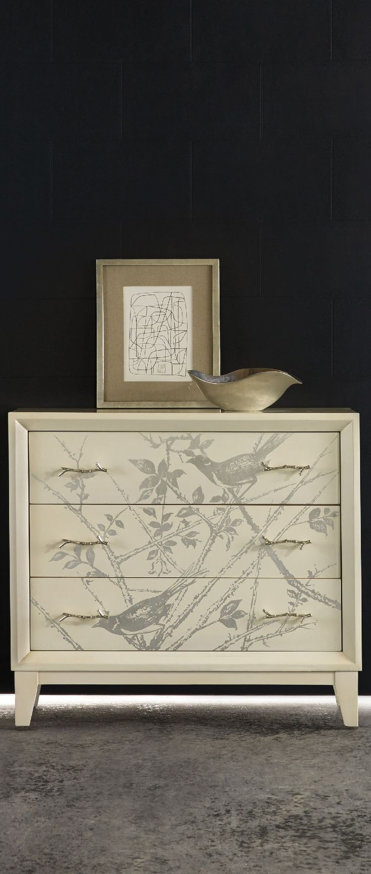 The most pinned chest drawer.  InStyle-Decor.com.