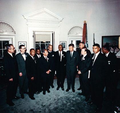 JFK - Civil rights