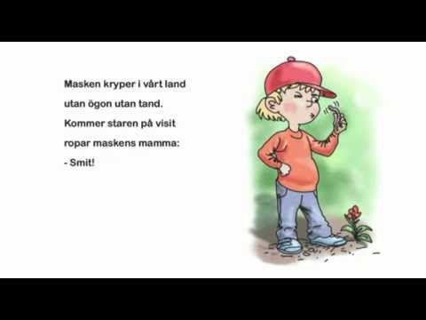 15. Masken - ur Stora Rim&Ramsor