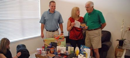 BUILD A KIT    A disaster supplies kit is simply a collection of basic items your household may need in the event of an emergency.    Try to assemble your kit well in advance of an emergency. You may have to evacuate at a moment's notice and take essentials with you. You will probably not have time to search for the supplies you need or shop for them.