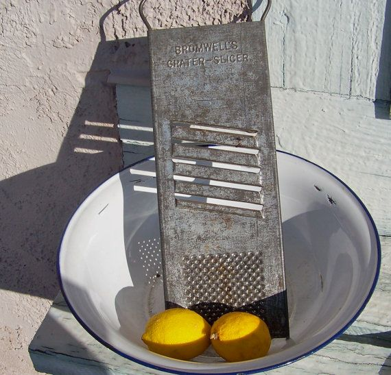 17 Best Images About Vintage Graters On Pinterest