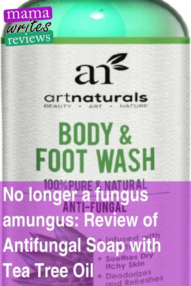 How To Heal Your Skin Naturally Review Of Antifungal Soap With