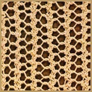 Lochmuster Beispiel 33  Lochmuster Beispiel 33, ergibt ein luftiges Maschenbild, das sich hervorragend für Sommerpullies oder lange Westen eignet  http://www.handarbeitszirkel.de/lochmuster-beispiel-33/