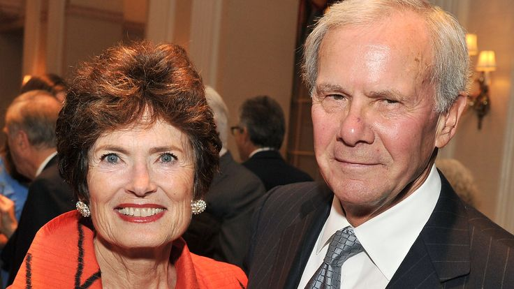 Tom Brokaw spoke to Parade about being 'the luckiest guy in the world' and how his fight with cancer deepened his relationship with his wife
