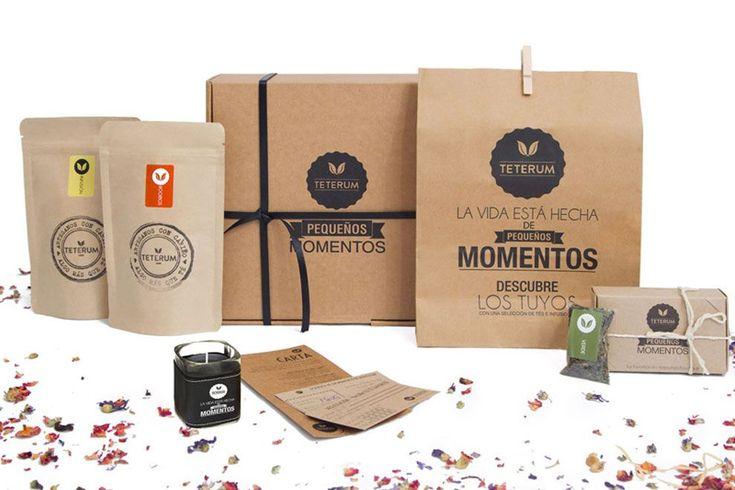 Teterum: el regalo perfecto para los amantes del té Coffee, Drinks, Food, Original Gifts, Xmas, Celebrations, Lovers, Branding, Women