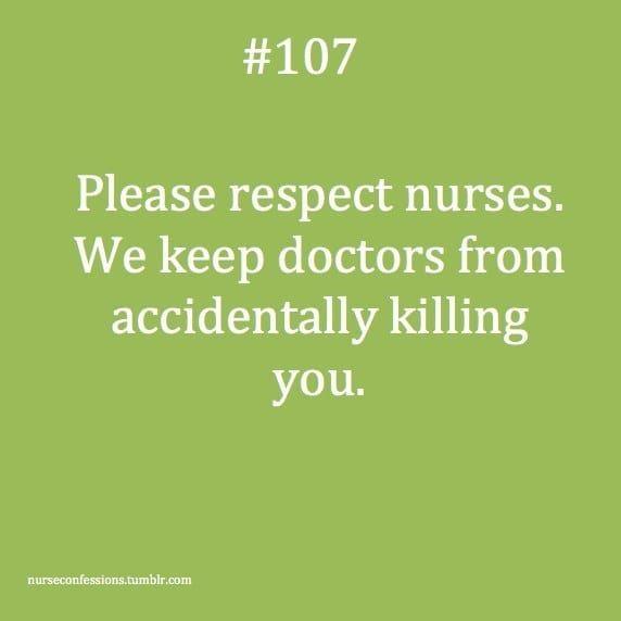 27 Reasons Why Nurses Are Secretly Angels Living Among Us