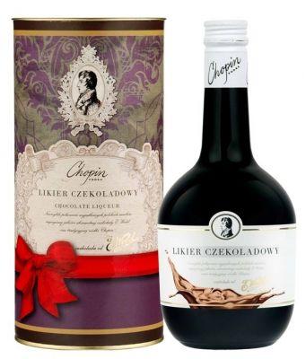 Polski, najwyższej jakości likier czekoladowy, połączenie wyjątkowych polskich smaków aksamitnej czekolady E.Wedel oraz szlachetnej polskiej wódki Chopin.