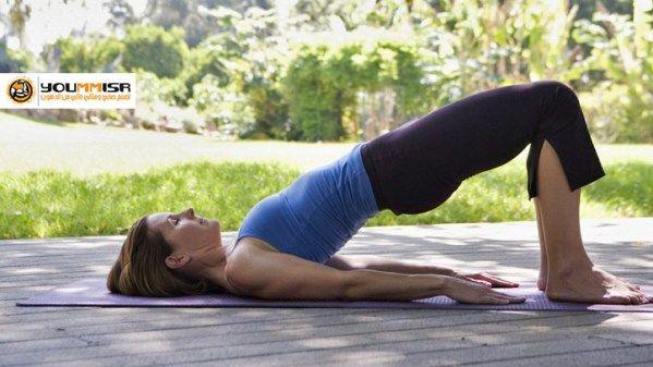 تمارين لتنحيف المؤخره للنساء تعرفي على افضل تمرينات لتخسيس الافخاذ الارادف بسرعة Yoga Poses Exercise Ankylosing Spondylitis Exercise