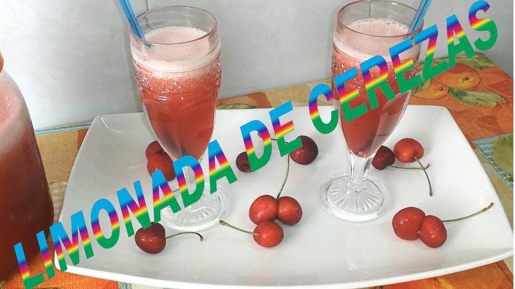 LIMONADA DE CEREZAS