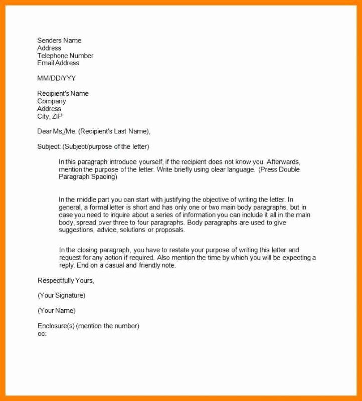 Reply to Job Interview Invitation in 2020   Business letter format. Formal business letter. Professional letter template