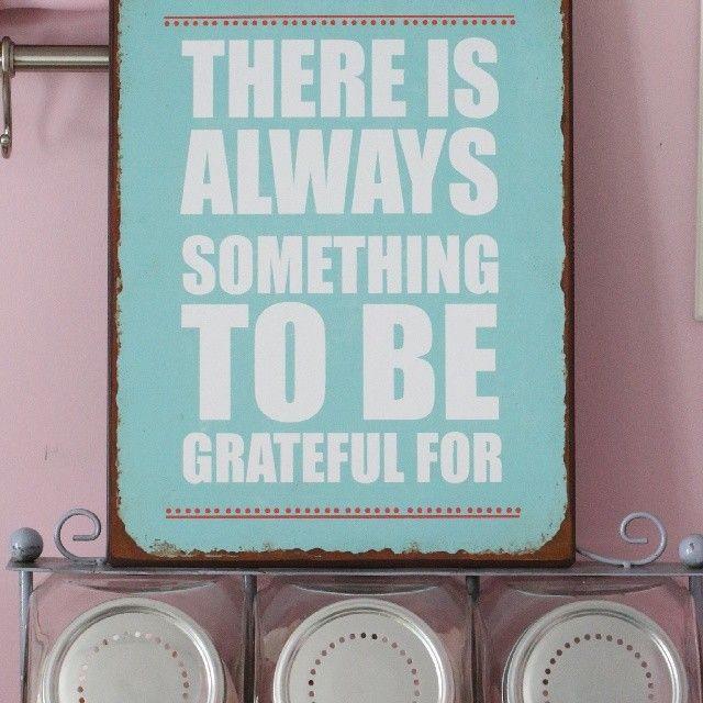 being gratefull