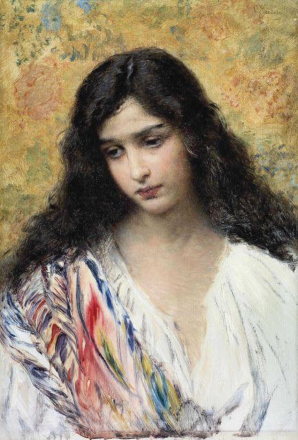 Κωνσταντίνα Μακόβσκι 1900