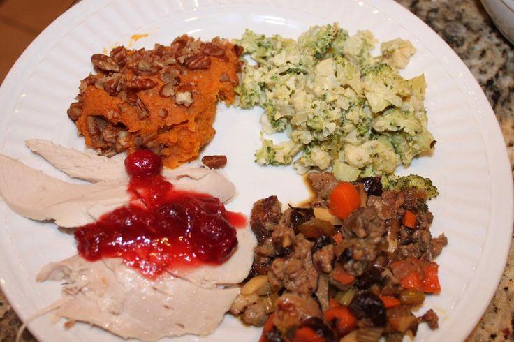 Paleo Thanksgiving recipes from Everyday Paleo #paleo