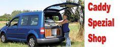 VW Caddy Zubehör Shop
