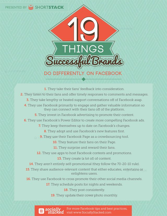 50 best free resources by shortstack pdfs ebooks infographics 19 things successful brands do differently on facebook fandeluxe Gallery